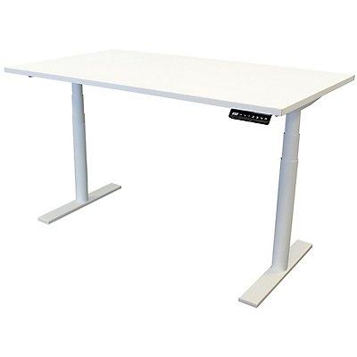 Schreibtisch elektrisch höhenverstellbar | newpo
