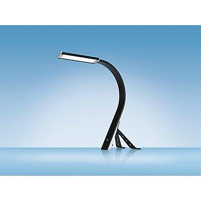 Hansa LED-Design-Leuchte Swing - dimmbar, schwarz