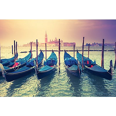 Wandbild Venedig | Plexiglas | HxBxT 650 x 98 x 3 mm