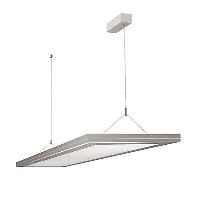 Regiolux LED-Pendelleuchte - aus Aluminium, Länge 1200 mm