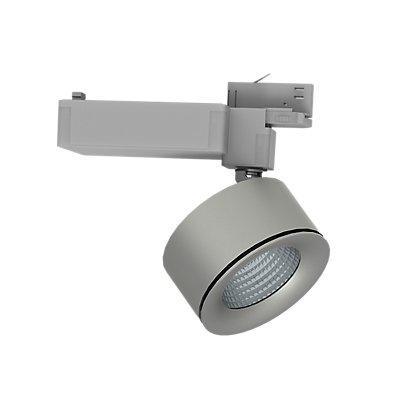 Illuxtron LED Stromschienenstrahler - Abstrahlwinkel 60°, schwenkbar