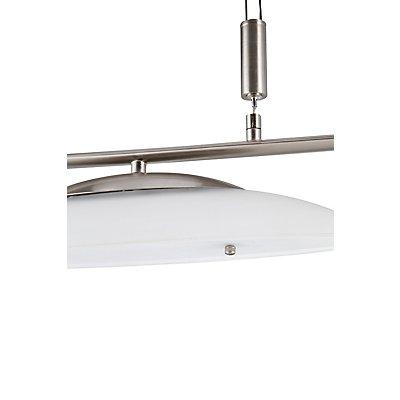 Nino Jojo-Pendelleuchte AURORA zweiflammig - inkl. 2 x 12 Watt LED
