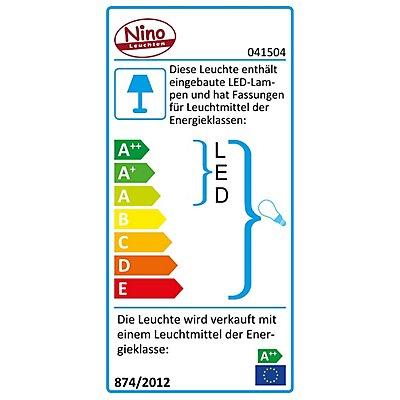 Nino Deckenleuchte LAIKA mit 3 LED-Spots - Durchmesser: 250 mm