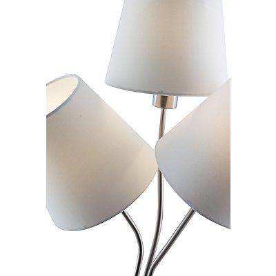 Nino Tischleuchte LIMA - mit 3 Lampenschirmen