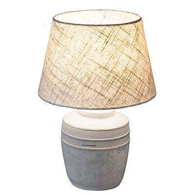 Nino Tischleuchte LISCO - Standfuß Vase, Höhe: 290 mm