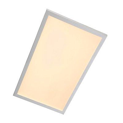 Nino LED Deckenleuchte PANEL - 300 x 800 mm (BxL), dimm- und verstellbar