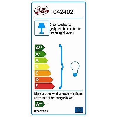 Nino LED Tischleuchte PETTO - Höhe: 400 mm