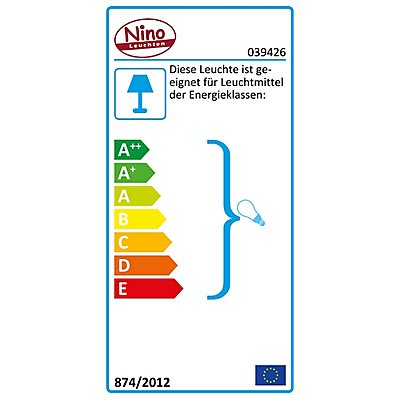 Nino Pendelleuchte Tiny - Hammerschlag-Optik