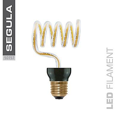 LED Kunstlampe LOOP CROSS