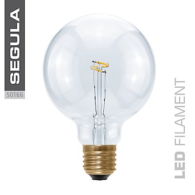 LED Glühlampe GLOBE Curved Point