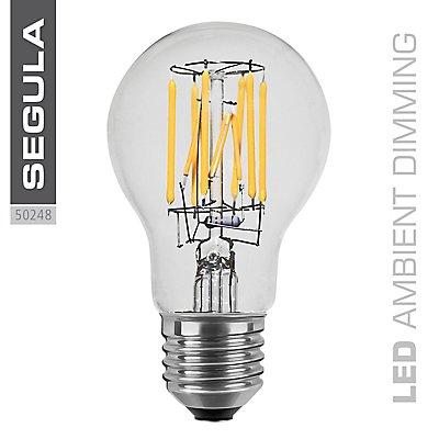 LED Glühlampe klar - 8 Watt