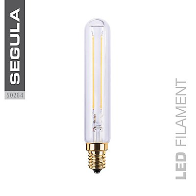LED Glühlampe Tube klar - 2,7 Watt, 200 Lumen