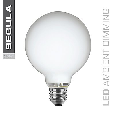 LED Glühlampe Globe Ø95 mm - opal