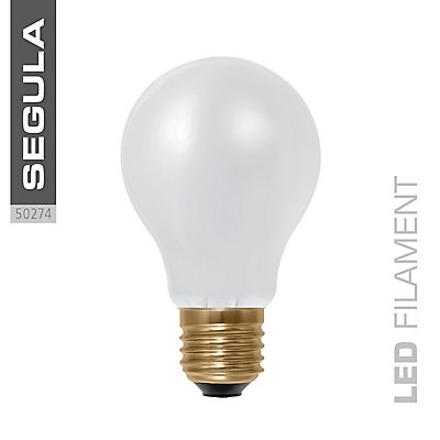 LED Glühlampe Bulb - 6 Watt, warmweiß