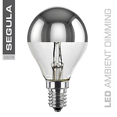 LED Tropfenlampe mit Spiegelkopf