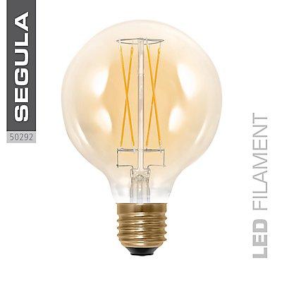 LED Glühlampe Globe 95 Gold - X-Style