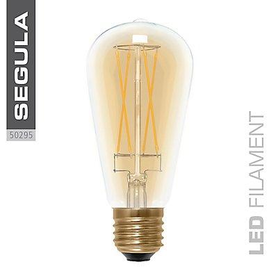 LED Glühlampe RUSTIKA Gold - long style