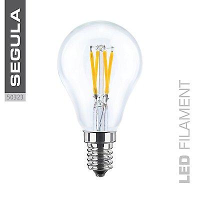 LED Tropfenlampe klar