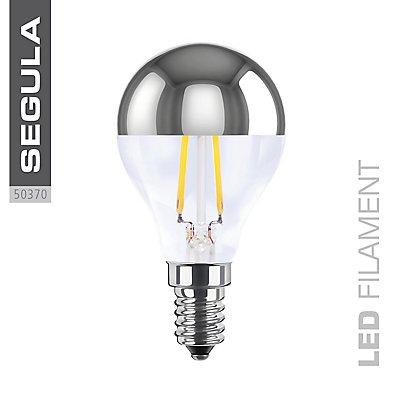 LED Tropfenlampe Spiegelkopf