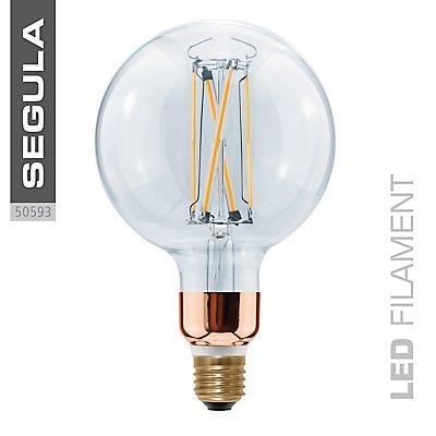 LED Glühlampe Globe High Brightness klar - Durchmesser: 125 mm