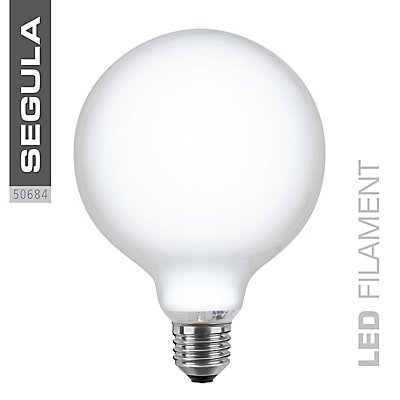 LED Glühlampe Globe opal 125 mm - 6 Watt