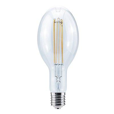 LED Glühlampe Ellipse Curved U klar - 18 Watt