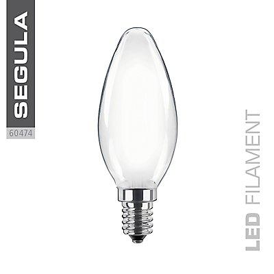 LED Kerzenlampe Standard matt - 2 Watt, E14