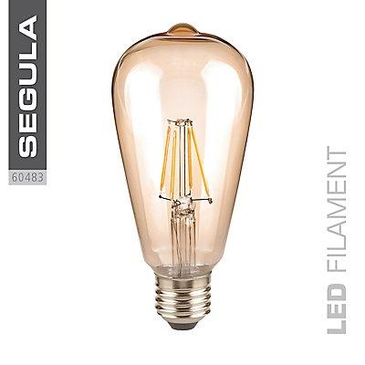 LED Glühlampe RUSTIKA Gold - 4 Watt