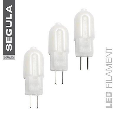 LED Reflektor Stiftlampe G4 - 3er-Pack