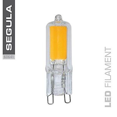 LED Stiftlampe G9 klar