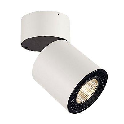 SUPROS CL Deckenleuchte, rund, 3000lm, 3000K,SLM LED, 60° Reflektor