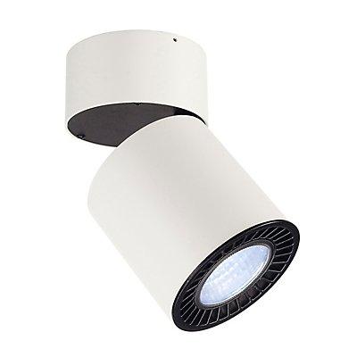 SUPROS CL Deckenleuchte, rund, 3000lm, 4000K, SLM LED, 60° Reflektor