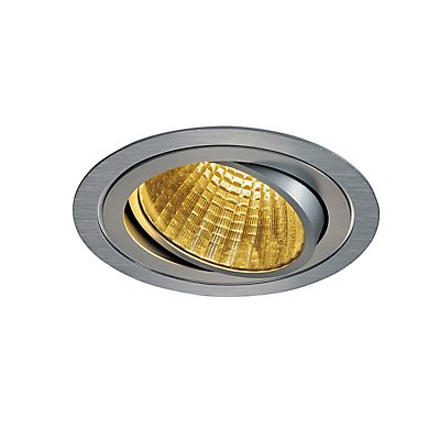 NEW TRIA LED DL ROUND Set, 25 Watt, 30°,2700K, inkl. Treiber, Clipfedern