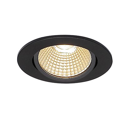 NEW TRIA 68 LED DL ROUND Set, 9 Watt, 38°,3000K, inkl. Treiber