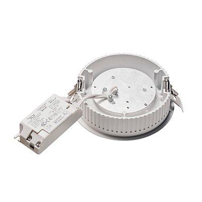 OCCULDAS 13, Deckeneinbauleuchte, LED, 3000K, weiß