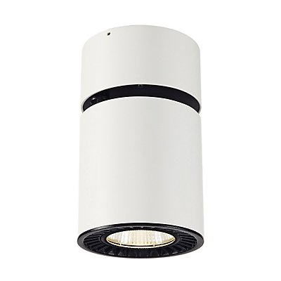 SUPROS CL Deckenleuchte, rund, 4000lm, 3000K, SLM LED, 60° Reflektor