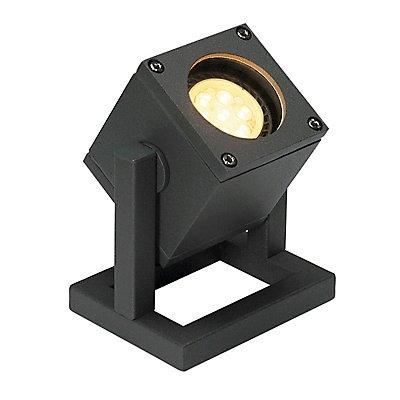 CUBIX I Bodenleuchte, GU10, ESL,max. 25 Watt