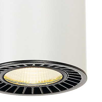 SUPROS PD Pendelleuchte, rund, 3000lm, 3000K SLM LED, 60° Reflektor