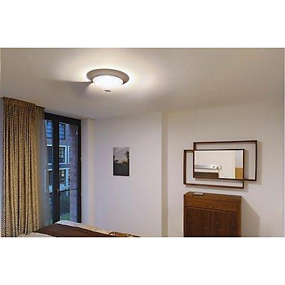 AIR INDI 33 Wand- und Decken-leuchte, rund, weiss, 18W LED,3000K