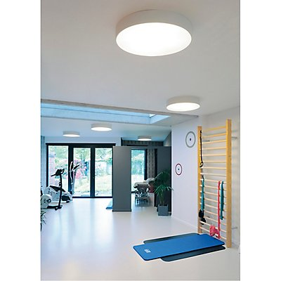 MEDO 60 LED Deckenleuchte, optional abpendelbar