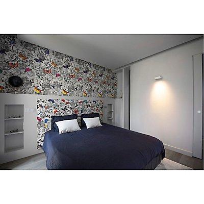 PROFUNO LED Wand- und Deckenleuchte, 18 Watt, 3000K