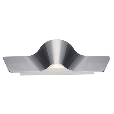 WAVE WALL 45 Wandleuchte, 2 x 9 Watt LED, 3000K