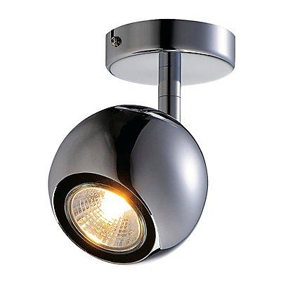 LIGHT EYE 1 GU10 Wand- und Deckenleuchte, GU10, max. 50 Watt