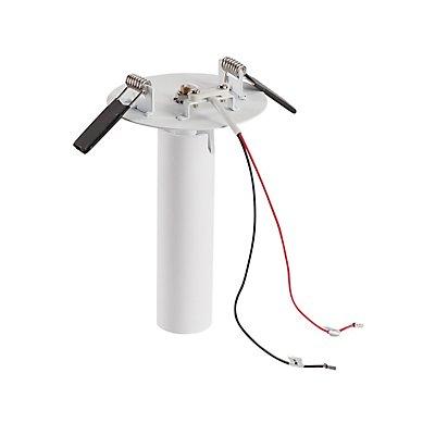 KARPO 30  Single Spot, Deckeneinbauleuchte, Rosette flach, schwarz, 7,5 Watt LED, 3000K