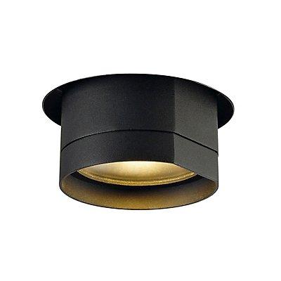 BILAS Deckeneinbauleuchte, LED Downlight, rund, 20 Watt, 2700K
