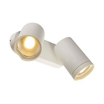 BILAS SPOT, double LED, rund, 2 x 15 Watt, 25°, 2700K, mit Rosette