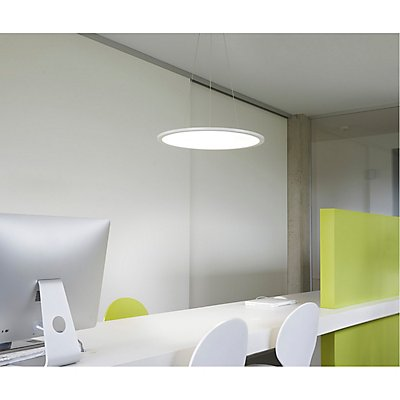 LED PANEL ROUND, Pendeleuchte, 360 LED, 40 Watt, dimmbar 1-10V
