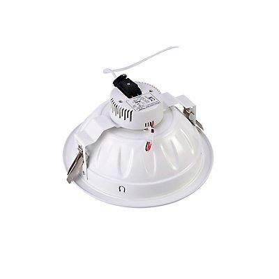 LED DOWNLIGHT, rund, weiss, 28 Watt, SMD LED