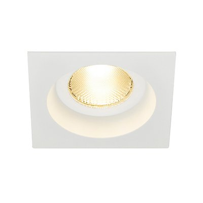 CONTONE Downlight weiss, 13 W LED, warmweiss, IP44
