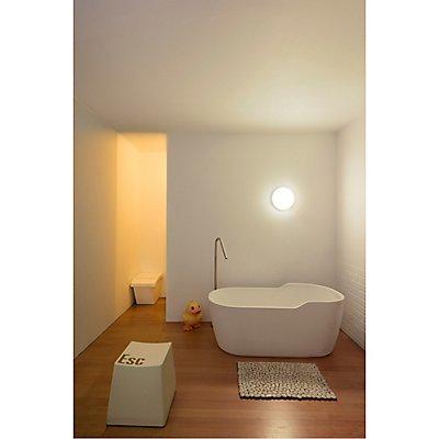 SIMA, Wand- und Deckenleuchte, LED, 3000K, rund, dimmbar
